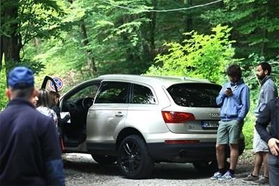 Лъчо Терориста бе открит в колата си СНИМКА: Архив