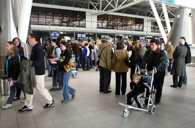 През пролетта на миналата година е бил най-големият поток на хора, връщащи се в България.