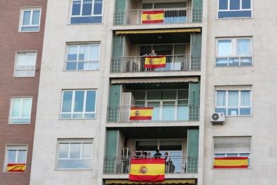 Испания започна празненствата по случай националния си празник, с корени още от 15 век СНИМКА: Ройтерс