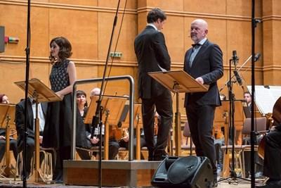 СНИМКИ: Пресцентър на Софийската филхармония