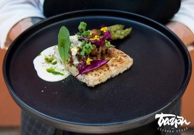 """В ресторант """"Багри"""" се използват само продукти от органичен произход и се приготвя само сезонна кухня."""