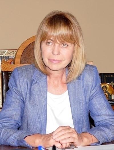 Столичния кмет Йорданка Фандъкова СНИМКА: Архив