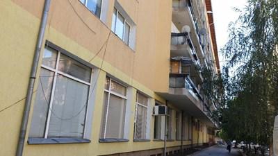 """Домът за стари хора """"Възраждане"""" в Русе СНИМКА: Росен Моллов"""