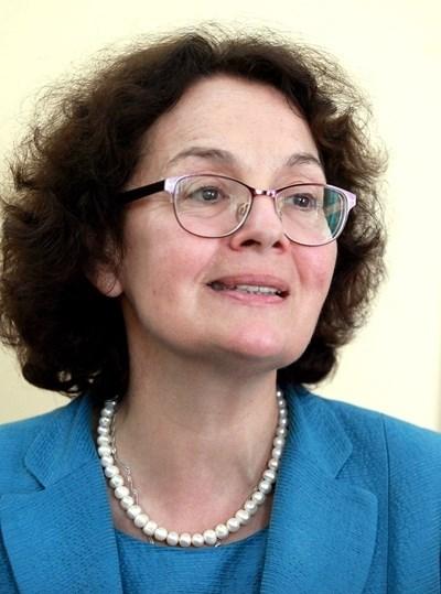 Политологът Румяна Коларова СНИМКА: Архив