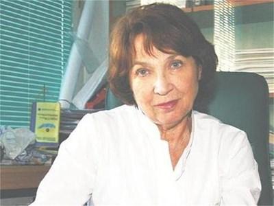 """Акад. Петя Василева, ръководител на Специализирана очна болница за активно лечение """"Акад. Пашев"""""""