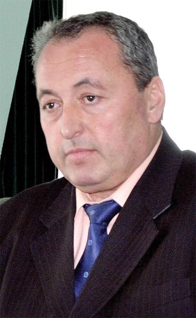 Депутатът от ГЕРБ Стефан Дедев СНИМКА: Атанас Кънев