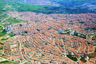 Анкара отгоре СНИМКА: Пиксабей