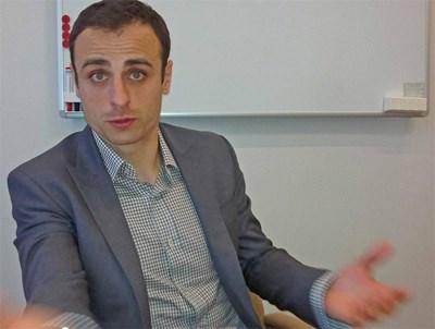 Дмиитър Бербатов СНИМКА: Найден Тодоров