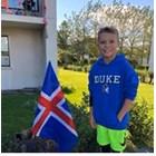 11-годишният Ейдън Хакес Кадър: Youtube/ David Clark