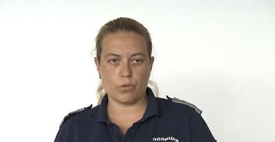 Красимира Стоядинова, главен инспектор в СДВР.