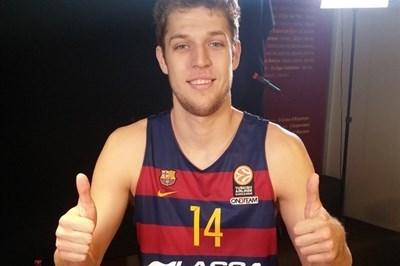 Везенков е в топ 5 на младите играчи в Испания Снимка: Архив