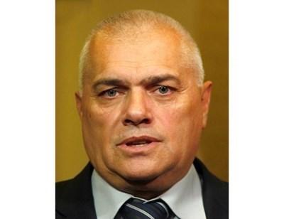 Валентин Радев Снимка: Архив