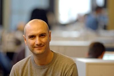 Емил Чолаков вече няма да казва прогнозата на времето.  СНИМКА: АРХИВ