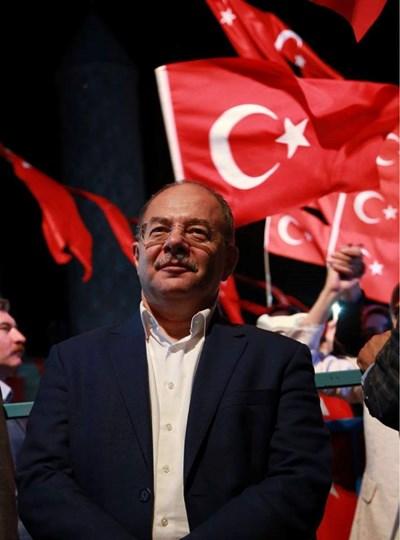Турският министър на здравеопазването Реджеп Акдаг СНИМКА:Facebook