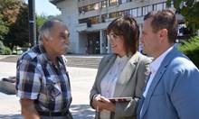 Нинова: Когато Караянчева получи одобрението на над 2 милиона българи, тогава да коментира президента