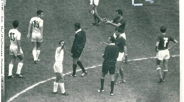 Играем с маджарите най-скандалния футболен финал в историята на олимпийските игри