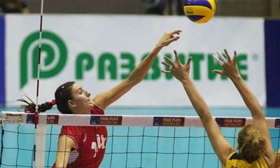 """Емилия Николова - Димитрова,  снимка: официален сайт на ВК """"Марица"""""""