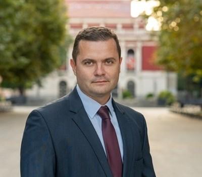 Кметът на Русе Пенчо Милков
