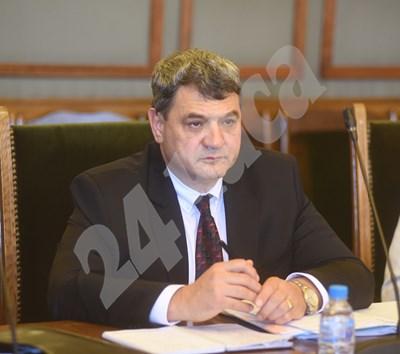 Петър Тодоров, главен секретар на МВР СНИМКА: 24 часа