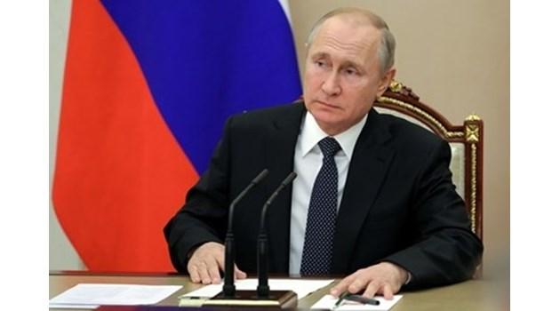 Указът на Путин, забраняващ полетите от Русия до Грузия, влиза в сила от днес