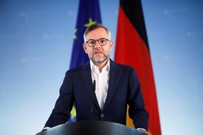Михаел Рот, държавен министър за Европа, Германия