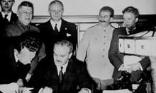 Сталин и Хитлер си сътрудничат по еврейския въпрос