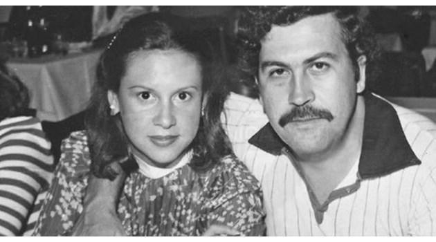 Вдовицата на Пабло Ескобар обвинена в пране на пари от наркотрафик