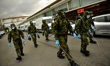 Ужас в Испания! Военни откриват трупове в домове за възрастни, напълно изоставени