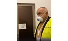 Борисов е в смолянски завод, който ще прави маски и очила (На живо)