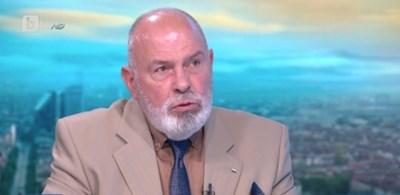 Георги Димов – бивш консул на България в Одрин Кадър: бТВ
