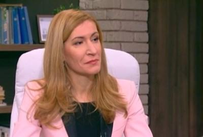 Николина Ангелкова Кадър: bTV