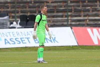Светослав Вуцов направи дебют в елита на футбола ни.