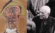 """Откриха картината """"Главата на Арлекин"""" на Пикасо в Румъния. Шедьовърът е част от открадната преди 6 г. колекция за 300 млн. евро"""