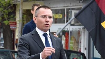 Ангел Джамбазки Снимка: ВМРО