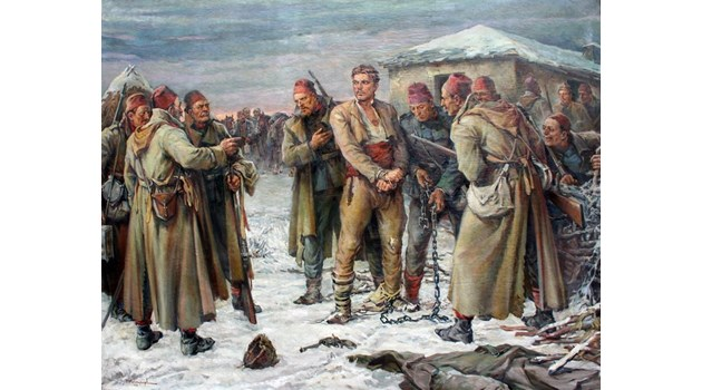 """4 версии за гроба на Левски. При разкопките в """"Св. Петка Самарджийска"""" откриват скелет №95, който изчезва безследно"""