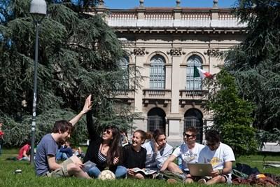 Презентация на Politecnico di Milano в София
