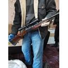 Незаконен боен арсенал  иззеха полицаи при спецакция в Еленско