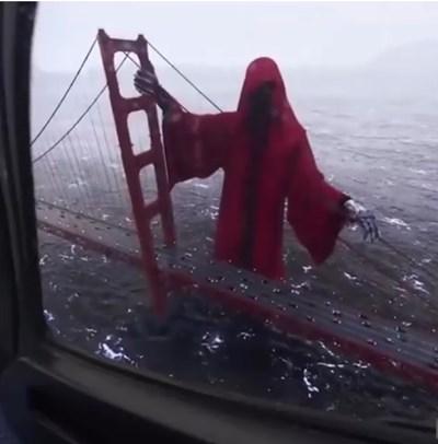 Кадър от видеото