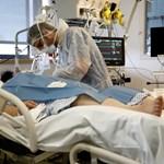 Франция премина днес прага от 10 000 смъртни случаи от COVID-19 СНИМКА: Ройтерс