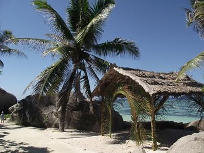 Това място за плаж е част от Union estate park. СНИМКИ: АВТОРЪТ