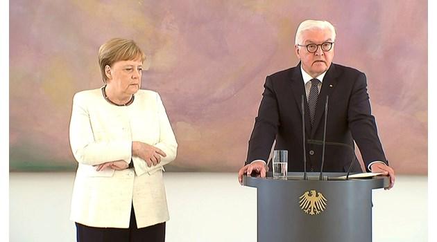 Тайните болести на политиците. Зад треперенето на Меркел може да стои тежка диагноза
