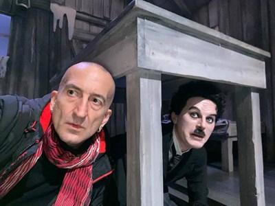 Дони е музея на Чаплин в Швейцария СНИМКИ: ПРОФИЛ НА АКТЬОРА ВЪВ ФЕЙСБУК