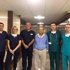 Доц. Горнев: Днес изписахме поредният пациент след успешна чернодробна трансплантация СНИМКА: фейсбук/ Radosvet Gornev