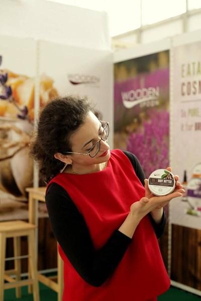 Фирмата участва редовно в изложения за биопродукти и в козметични форуми.