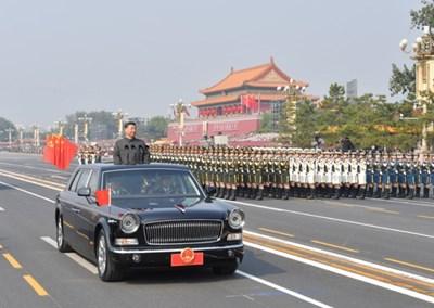 Китай се стреми към изграждането на армия на световно ниво