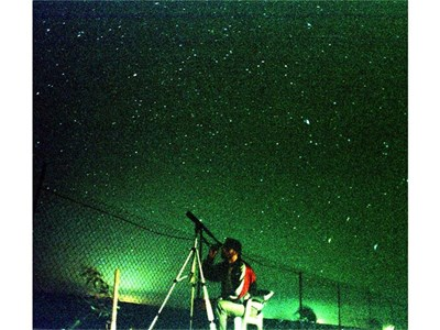 """При ясно време и на тъмно далече извън градовете в последните часове на 12 и първите на 13 август може да се видят стотици падащи """"звезди"""".  СНИМКА: РОЙТЕРС"""