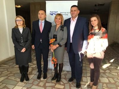 Мая Манолова: Близо 1 милион жени у нас са жертва на домашно насилие