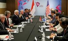Азиатски лидери настояват за договорености за Южнокитайско море (Снимки)