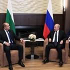 Радев се срещна с Путин при предишното си посещение в Русия. Снимка прессекретариат на държавния глава