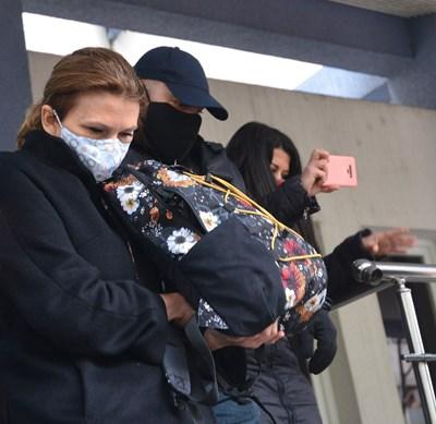 Десислава Николова преди години е глобена след катастрофа, а после е разпитвана като свидетел по дело за обещетение.  СНИМКА: Йордан Симeонов